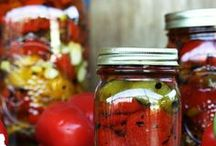 Canning - Love in a Jar / by Denise Copt