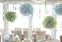 Party decor / by BrettandWendy Denham