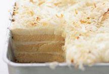 Deliciocity: Cakes & Cupcakes / by Meg Luby