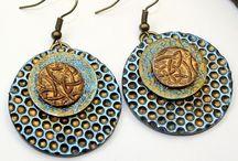 jewelry ideas / by Judy Weiskopf