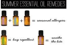 Essential Oils / by Kelley