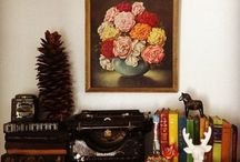 For the Home / DIY, Eclectic, vintage, thrifted home decor / by Rachel Linquist
