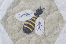 Quilting Bee / by Rachel Newby Washington