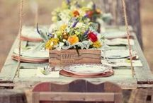Tablescapes / by Decor To Adore