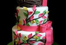 Cakes  / by Carol Essick