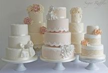 Cakes: Ideas and Tutorials / by Amy P
