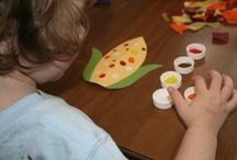 Fall Crafts/Curriculum---Preschool / by Christine Sunderland