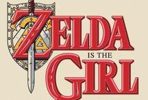 Legend of Zelda~ / by Samanta Marie