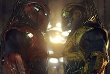 Mortal Kombat. / Screencaps and fanart of the MK games. / by Samanta Marie