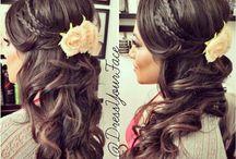Hairstyles & Tips. / by Samanta Marie