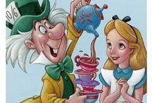 Alice in Wonderland<3 / Screencaps, fanart and merch from Alice in Wonderland. / by Samanta Marie