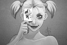 Harley Quinn <3 / by Samanta Marie