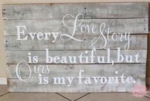 Sayings I Love / by Samantha Morine