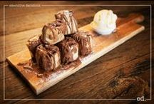 Sydney Desserts / Some of the best desserts in Sydney Restaurants. Chocolate, flans, tarts, mousse, pave, cream, souffle, if you love dessert this is for you / by Executive Decisions