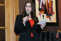 Women In Business  / Women In Business Speaker Series in Partnership with Marie Claire. / by Ruth's Chris Steak House