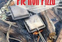 Camping and Outdoor Cooking / by Pat Stewart