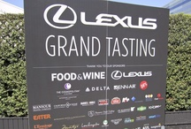 LA Food & Wine / by Ruth's Chris Steak House