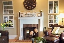 Decor ideas / by Melissa Helton