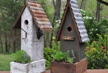 Birdhouses / by Jennifer Pugh