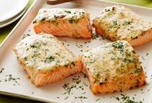 Fish and Seafood / by Food Network's Healthy Eats