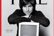 Steve Jobs, Apple / Steve Jobs at Apple, in pictures: http://www.networkworld.com/slideshows/2011/082911-steve-jobs-apple.html / by B.S. Brown