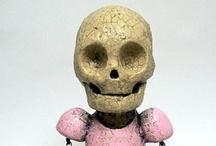 Mister Crane-Skull / by Amanda Chica Cherry