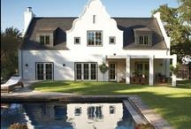 Cape Dutch / Dutch Colonial Architecture / by Julie Keeter