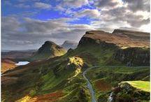 Scotland / by Christina Fielder