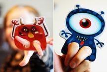 Monsters / by Luisa Arango