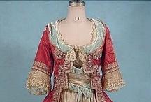 Clothes Design pre 1900 / by Stephanie Smith