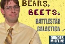Bears, Beets, Battlestar Galactica! / by Jamey Peisher