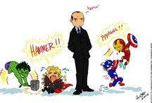 Assemble! / Coulson lives! / by Jamey Peisher