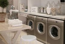 mud, laundry, and utility / by Ashly