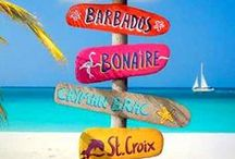 "Caribbean Travel Collection / We invite all Caribbean Lovers to share their favorite Caribbean moments and places. Please do not use this board to sell products or you will be removed, just enjoy the view! Please limit pins to 6 at any one time.    ""Travel is fatal to prejudice, bigotry and narrow-mindness"" Mark Twain / by Caribbean Travel and More"
