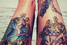 tattoos / by H. N. M. Murphy