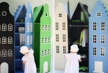 Inspire Creativity. Children's room design & decor.  / Design and decor ideas from nurseries, to kids and teen's bedrooms and playrooms! To inspire and encourage creativity in there most comfortable place......there own space!   / by Nicole Carlson