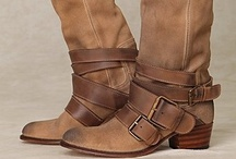 Shoes & Boots / by Deena Gillette