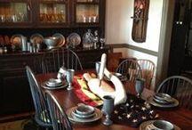 Dining Room / by Kristen VanDenburgh
