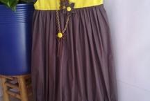 50+1 modelos con el mismo patrón / vestidos de costura con el mismo patrón / by Ana Mary