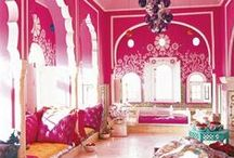 Eclectic and Neo-Baroque Living / by Yvonne Eiseman