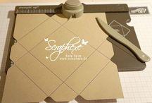 SU - Envelope Punch Board / by Scrapbook Cottage & Tea Room