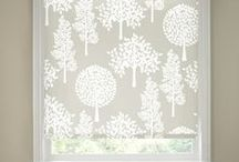 Beautiful Blinds / Brighten up your windows with our fabulous and fashionable new collection of Roller Blinds. With a wide range of designs, colours and sizes you'll easily be able to find the style you want to complement your home interior. Now in stock! / by The Range