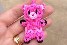 Your Loom Band Creations / We asked you to send us your loom band creations and we've had an amazing response. So we have created this board to share your designs to inspire others. / by The Range