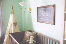 Nursery / Baby's room / by Maura Escobosa