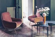 Interiors / by kassia st clair