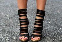 Shoe Addiction / by Vladja
