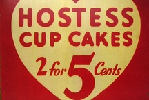 Hostess was the Mostess / Can't think of the last time I had a Hostess Cupcake or Twinkie but now I want one. / by The Cre8tive Collaboration Gang