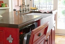 Kitchens / by Lisa Stone-Cleaver