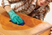 DIY home projects / build, paint and refinish / by Wanda Turner