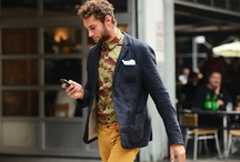Looks #1 / Men outfits / Sport / by VCR